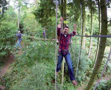 Get Fit with Go Ape